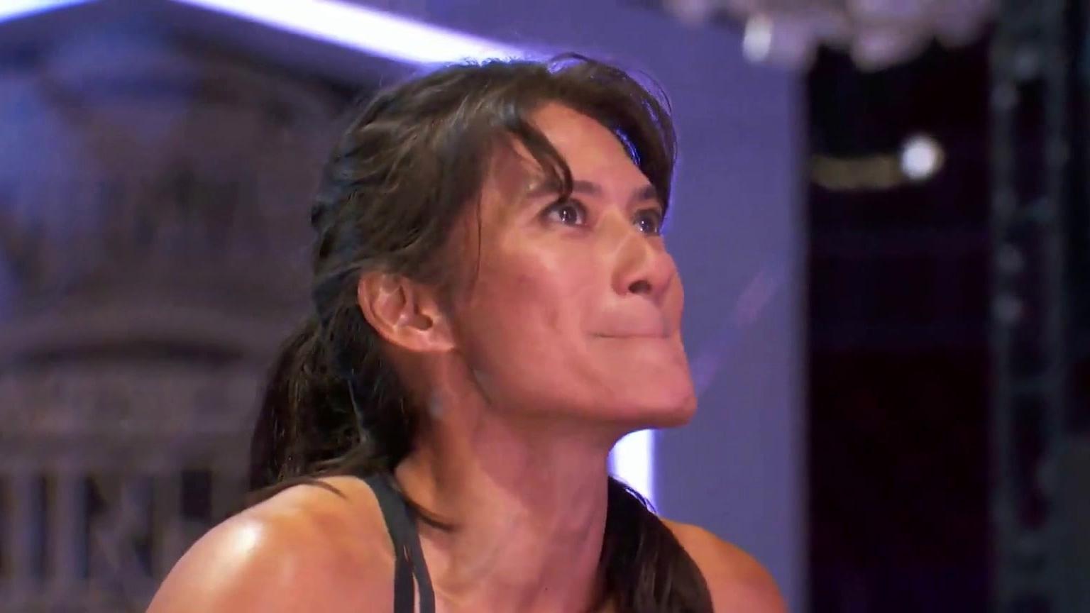 American Ninja Warrior: Sandy Zimmerman Shows Us How P.E. Teachers Do It