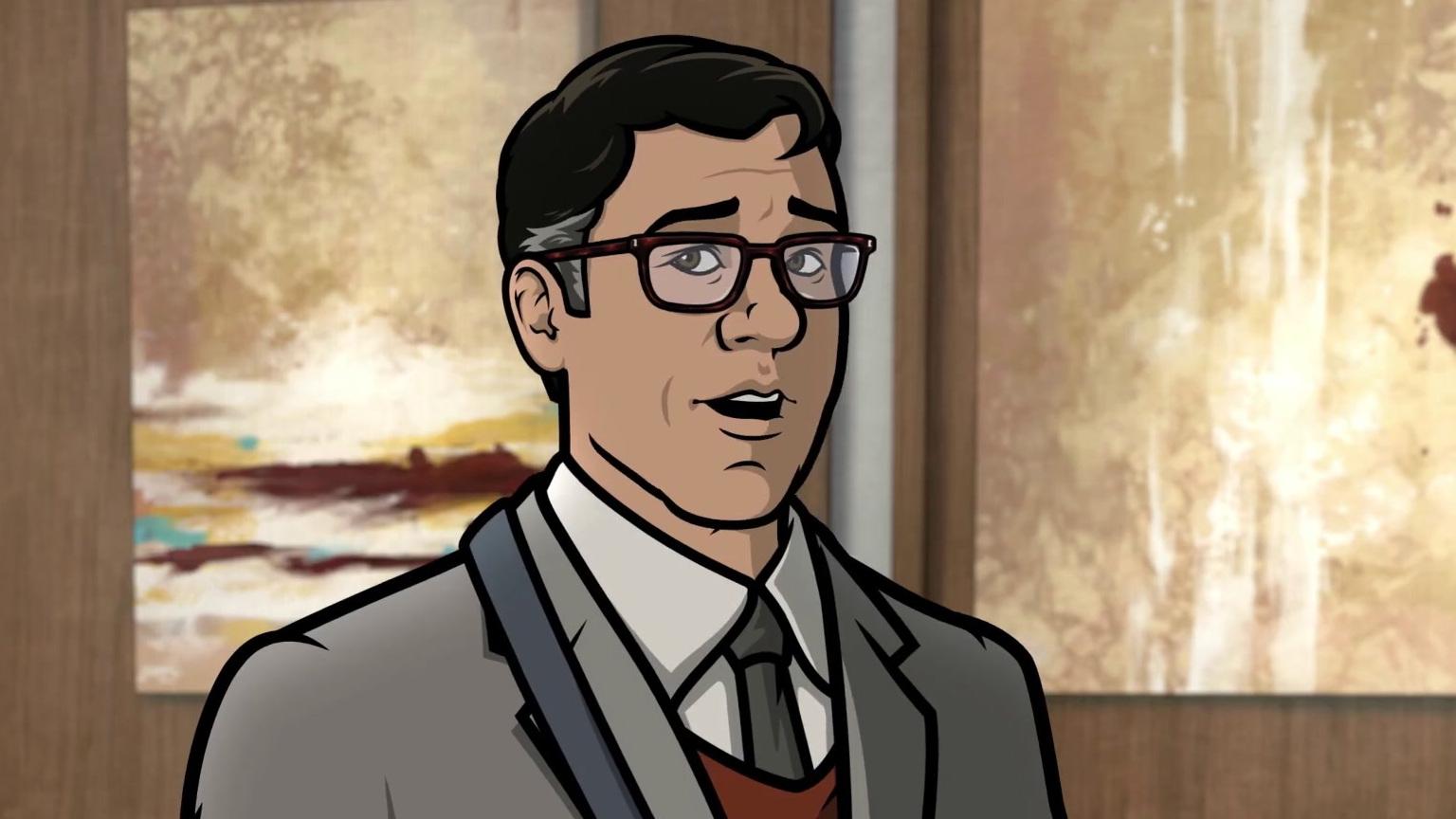 Archer: Meet Alister