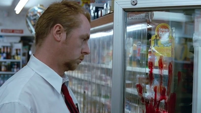 Shaun Of The Dead: Have You Got Any Papers