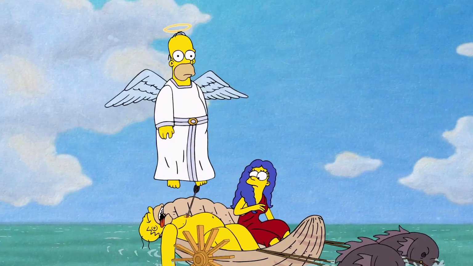 The Simpsons: Is Homer Going To Heaven Or Hell?
