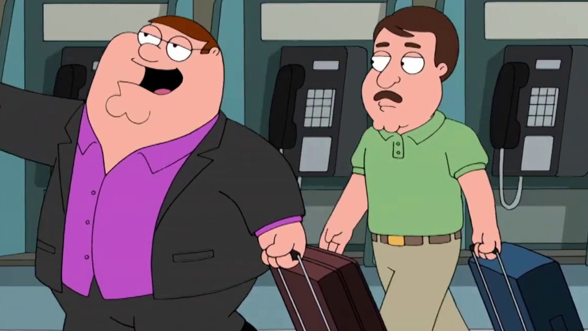 Family Guy: Tom Tucker: The Man And His Dream