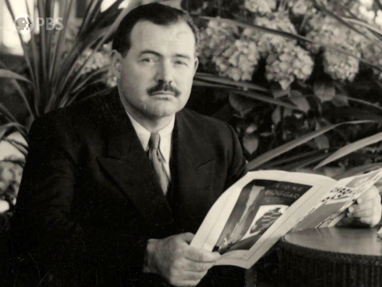 Hemingway (Teaser)