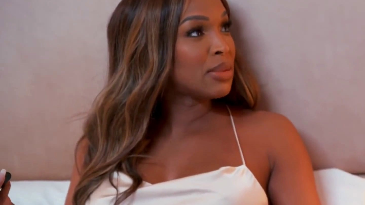 Keeping Up with the Kardashians: Malika Haqq Has the Best Response to O.T. Genasis Drama