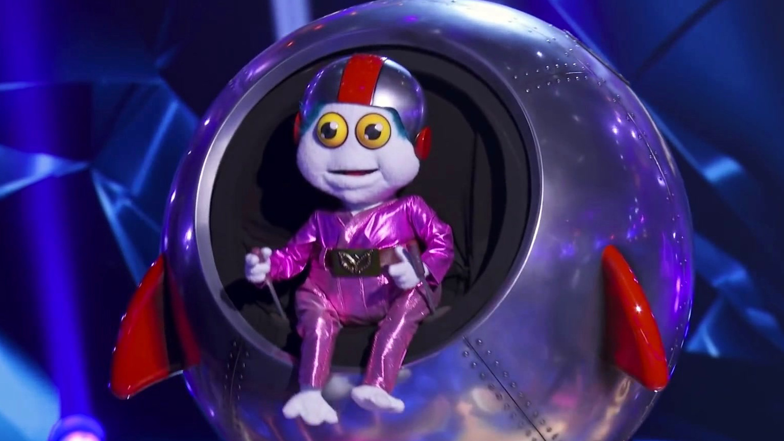 The Masked Singer: Baby Alien Performs It's Time
