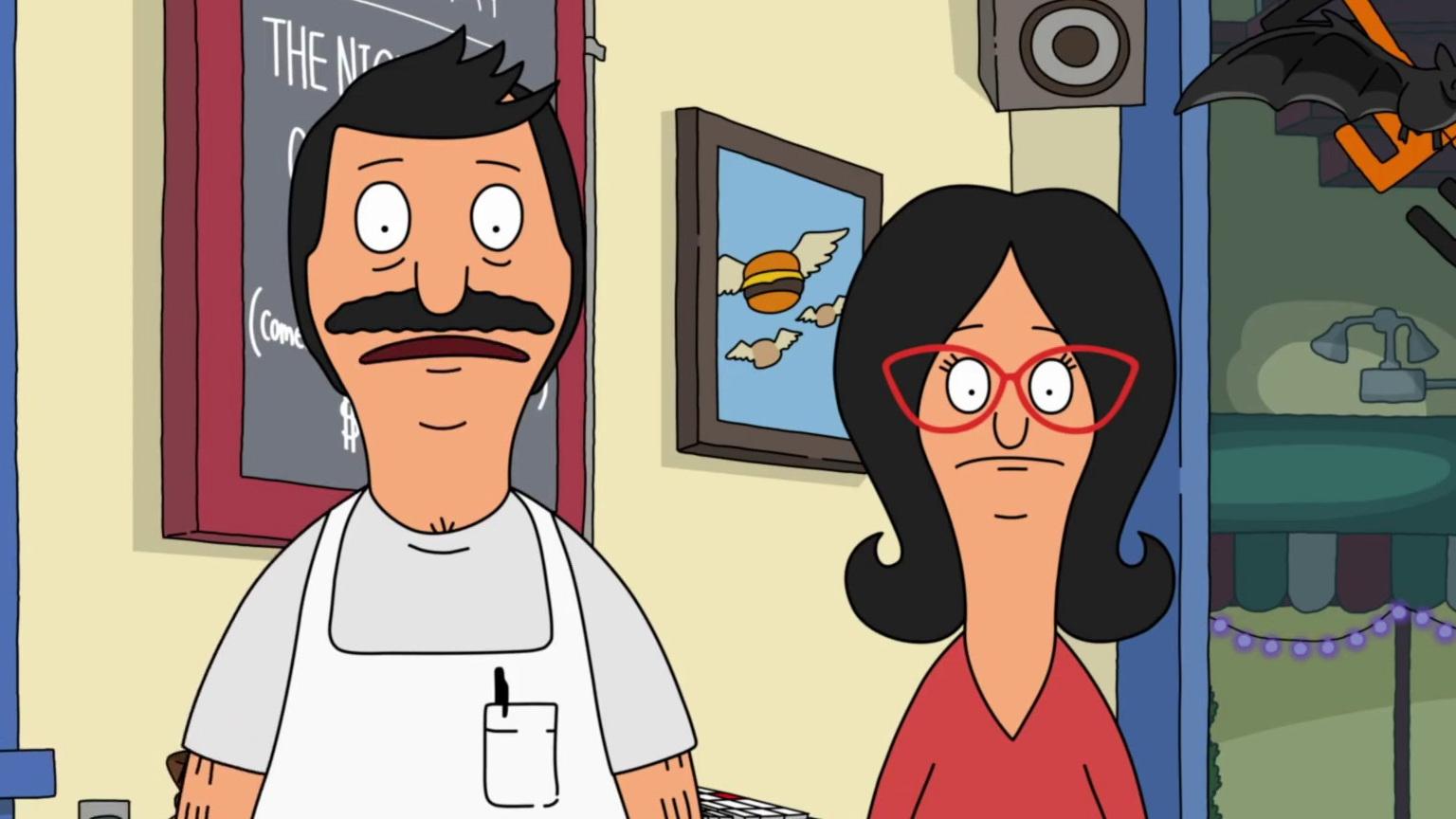 Bob's Burgers: Heartbreak Hotel-Oween