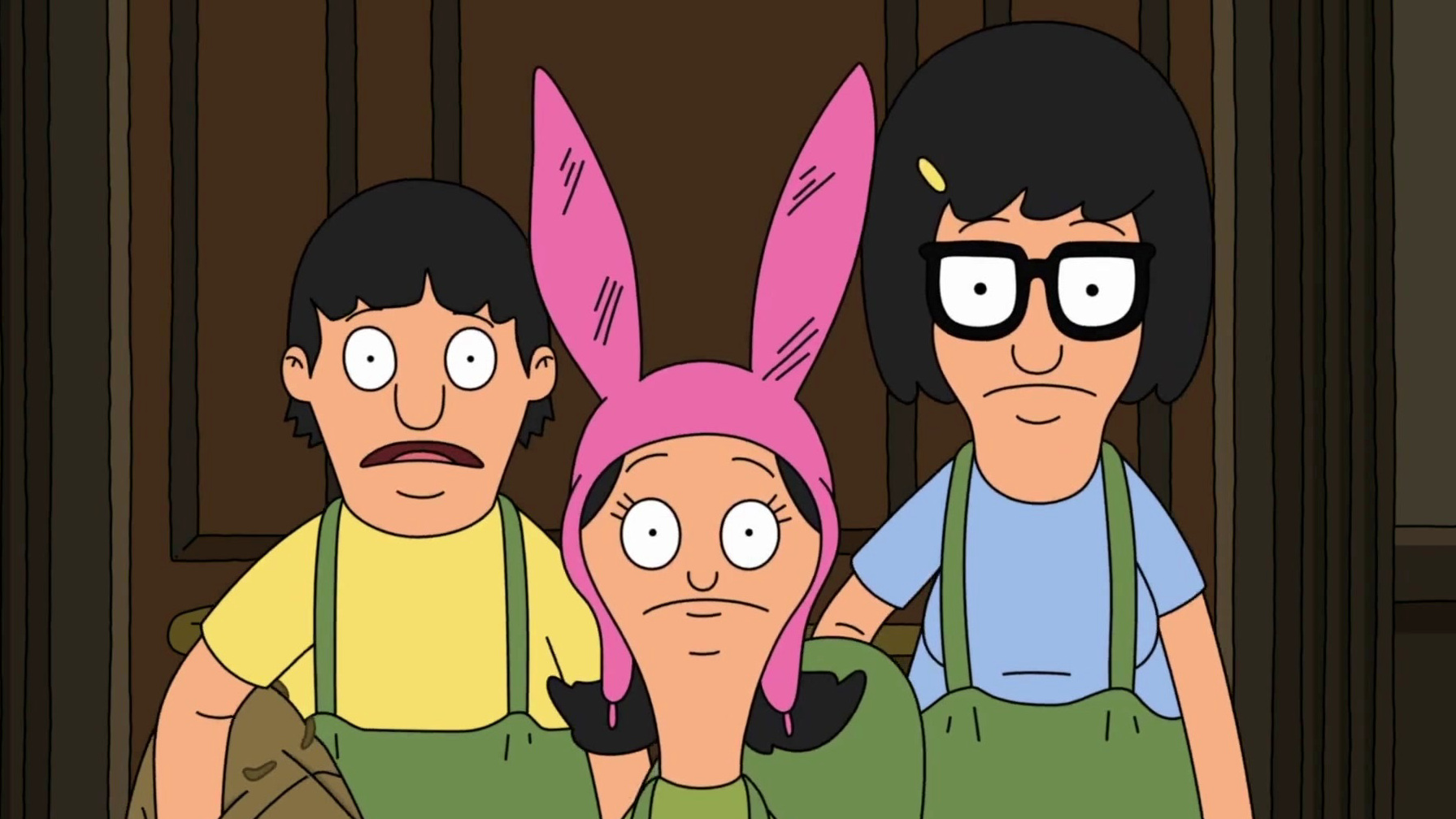 Bob's Burgers: The Kids Make A Spooky Delivery