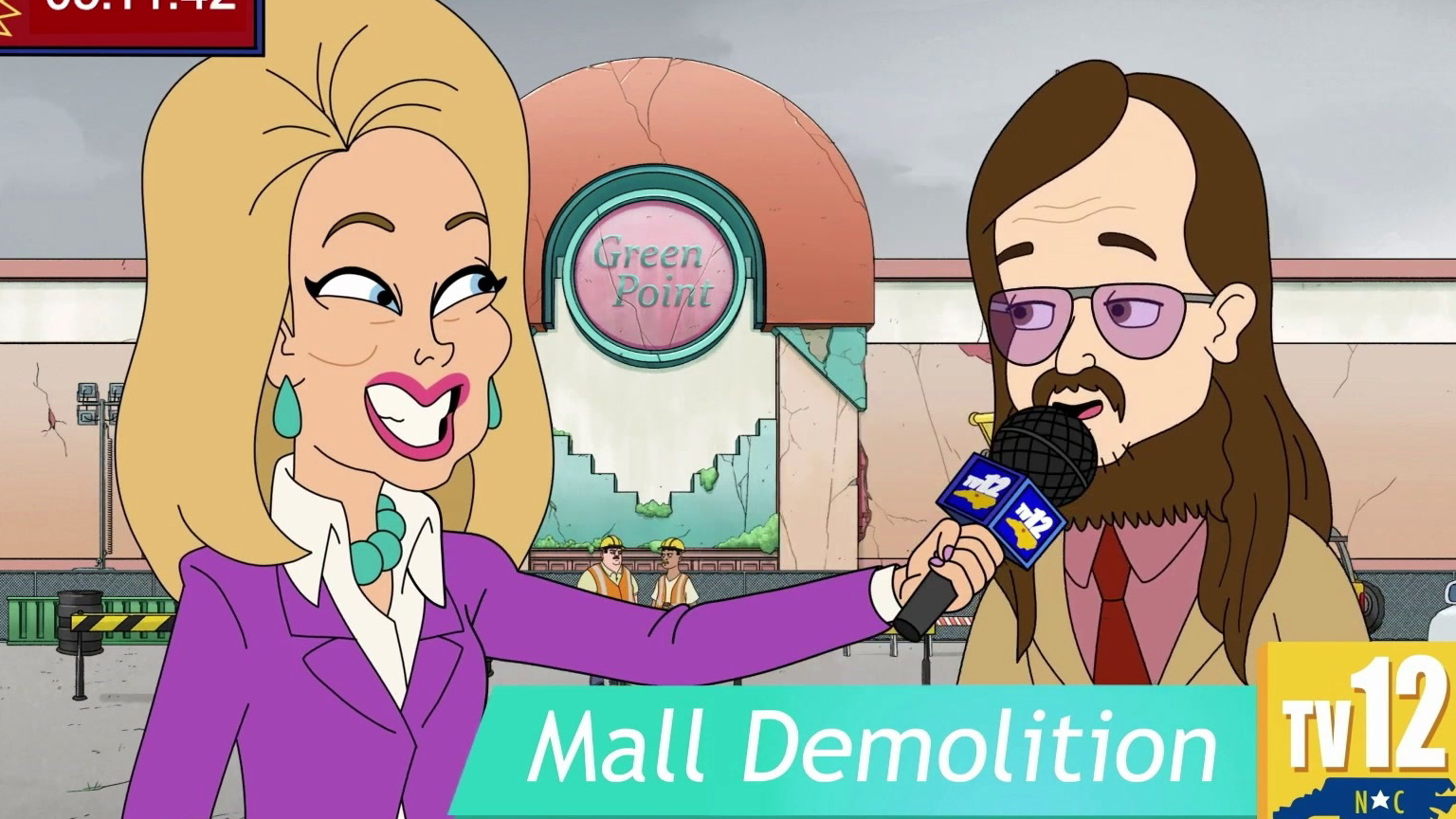 Bless The Harts: Mall Demolition Coverage
