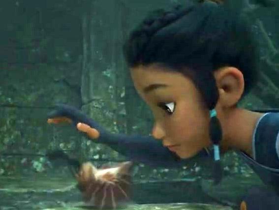 Raya And The Last Dragon (Australia Teaser Trailer 1)