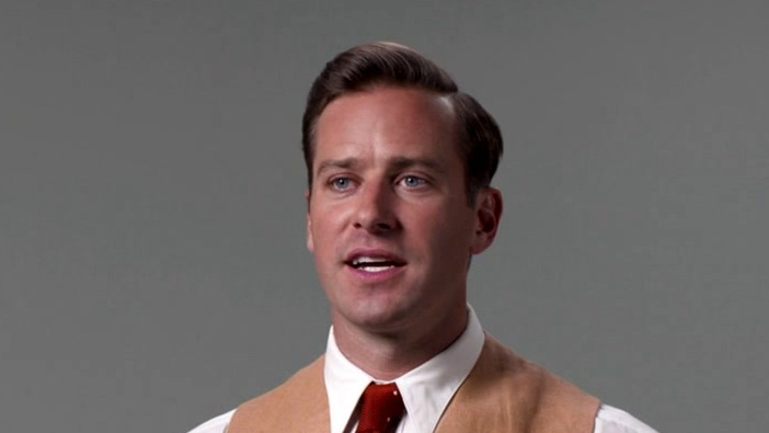 Rebecca: Armie Hammer On Maxim's Place In The World