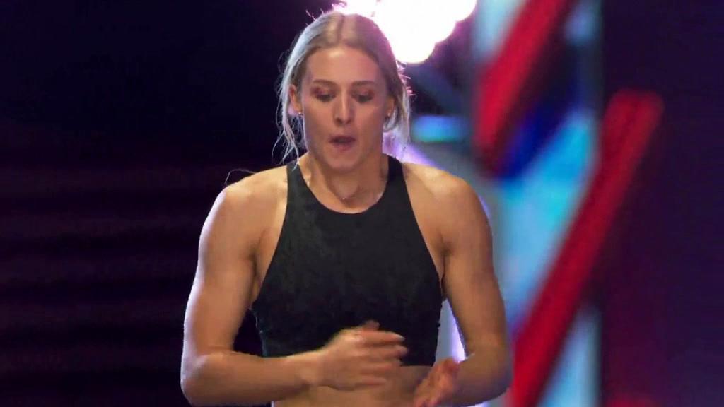 American Ninja Warrior: Mandy Howard Run