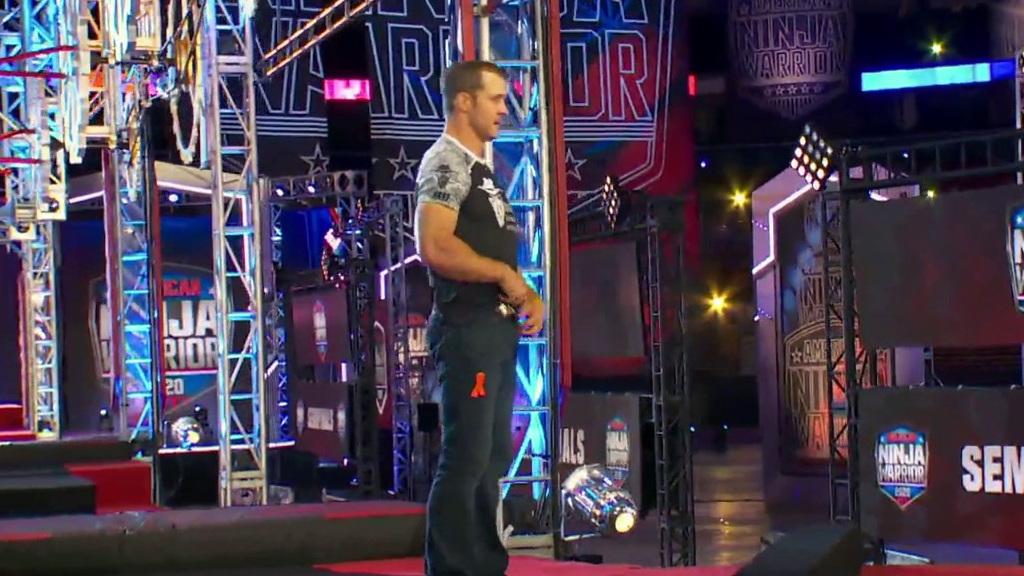 American Ninja Warrior: Lance Pekus Run