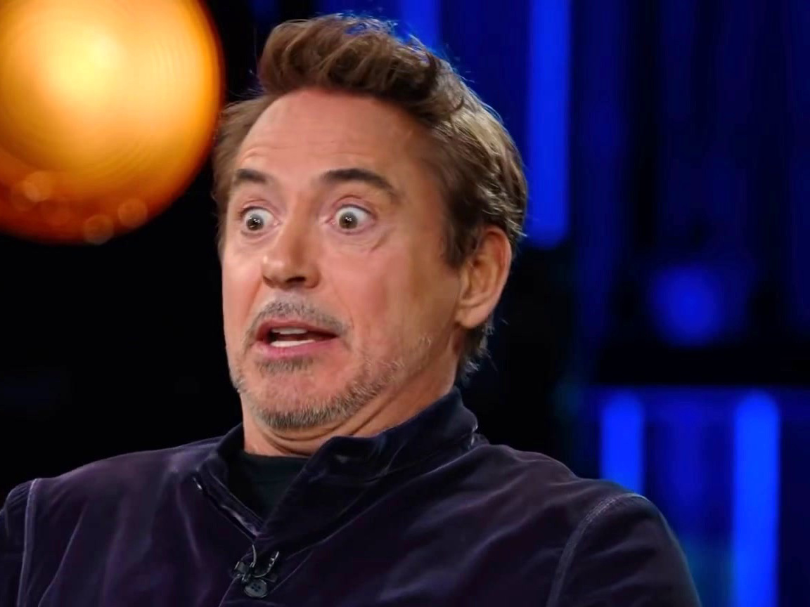 My Next Guest Needs No Introduction With David Letterman: Robert Downey Jr.