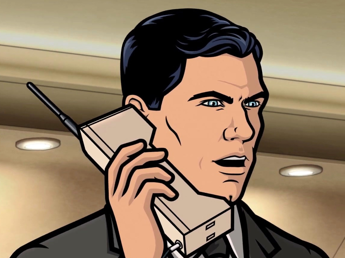 Archer: The Power Structure
