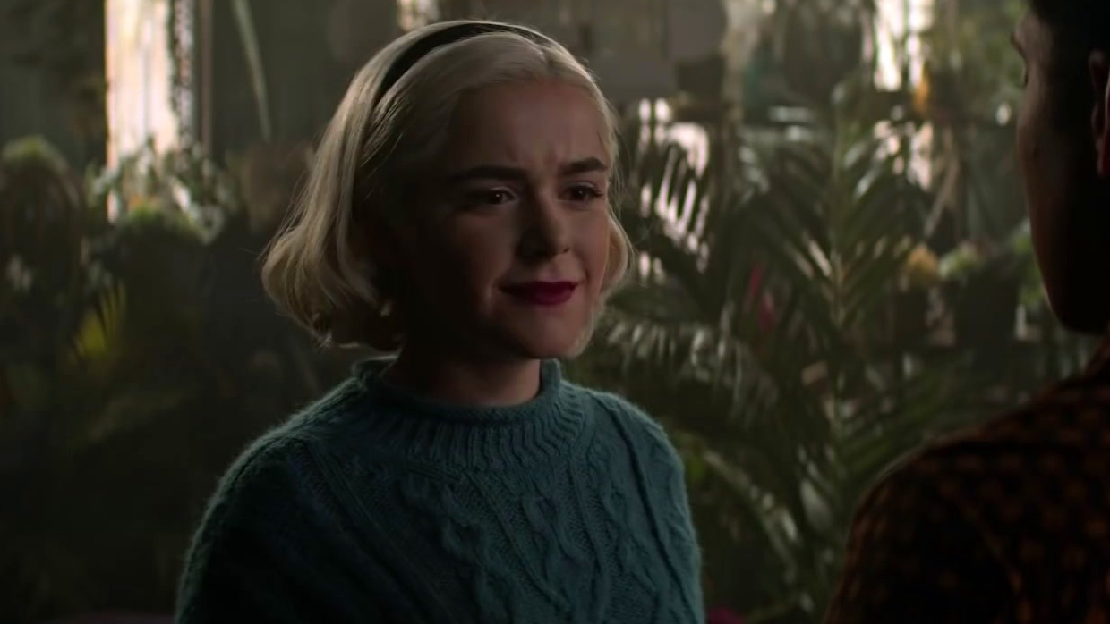 Chilling Adventures Of Sabrina: Season 4 Announcement