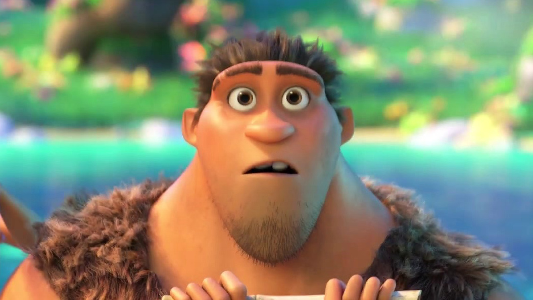 The Croods: A New Age: Gruggers (Hispanic Market 30 Second Spot)