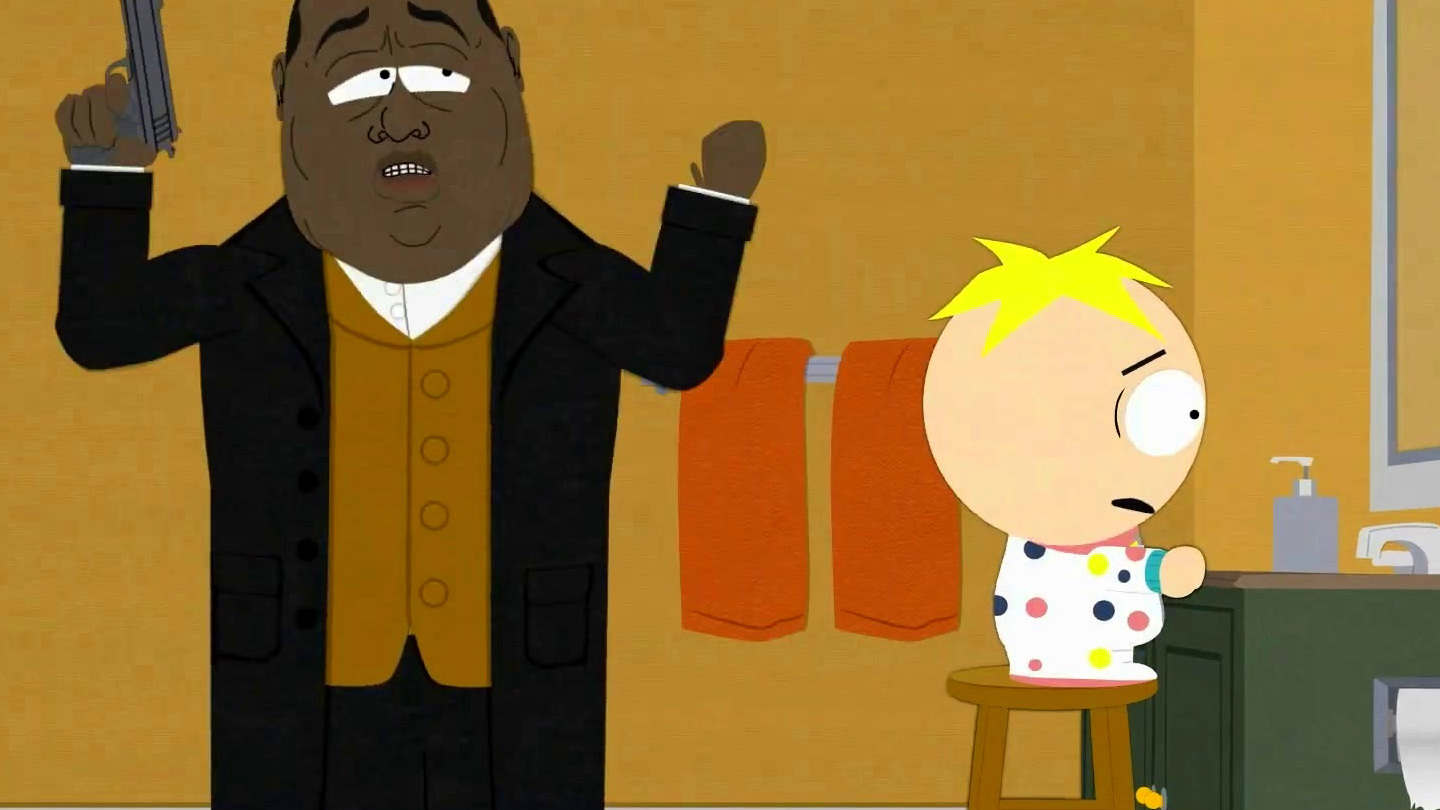 South Park: Butters Summons the Ghost of Biggie Smalls
