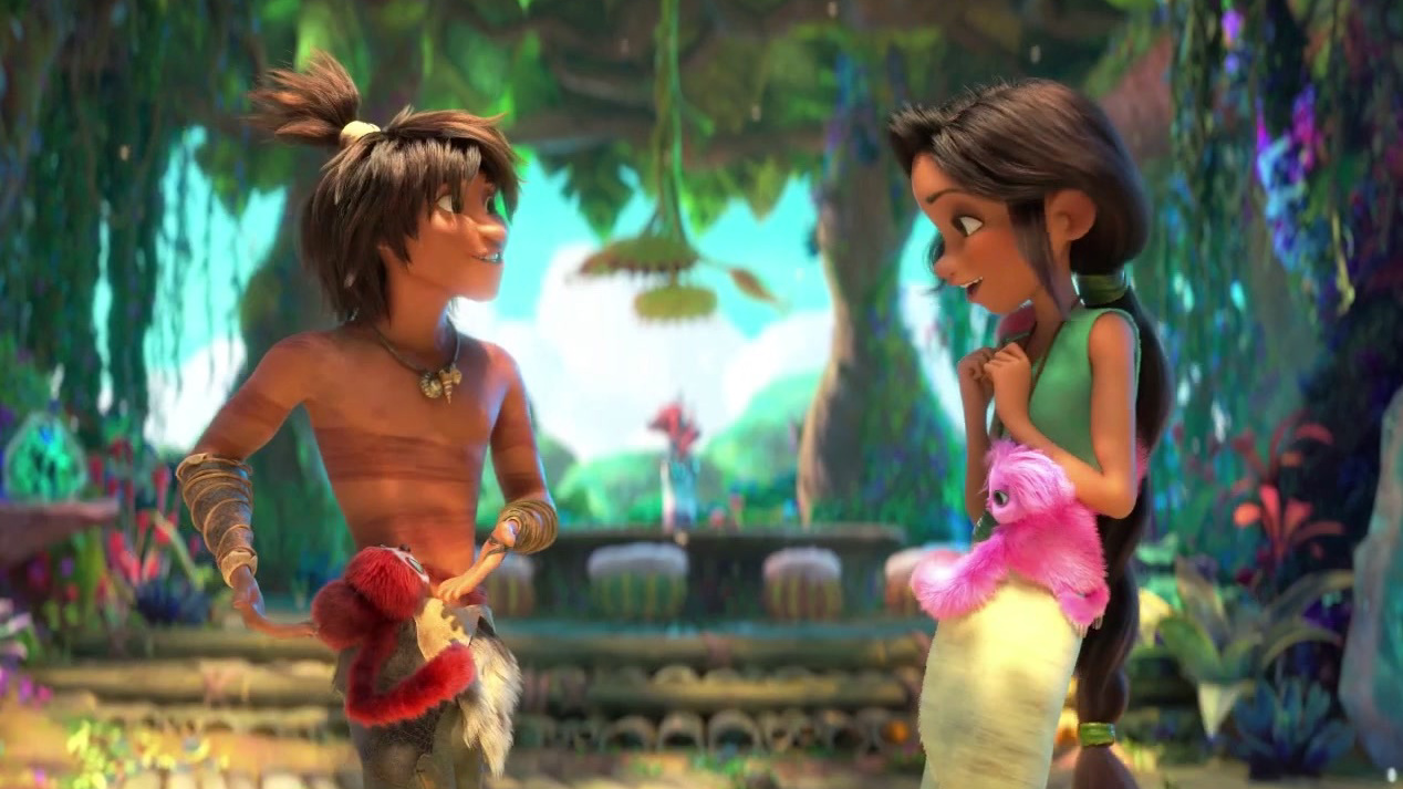 The Croods: A New Age: First (Hispanic Market 30 Second Spot)