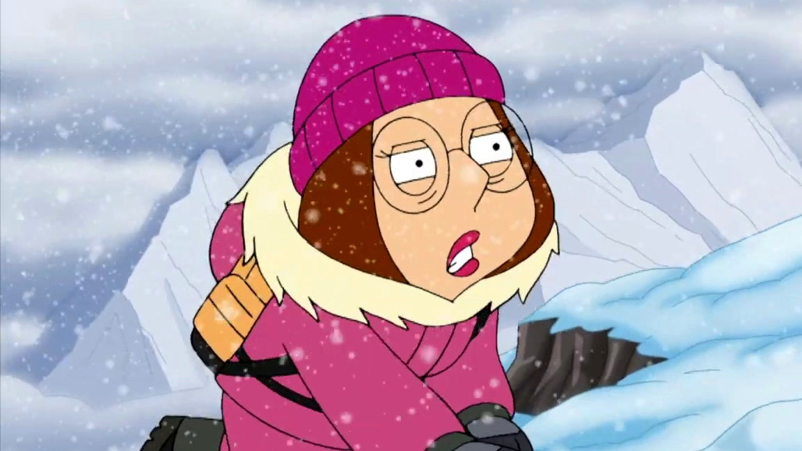 Family Guy: The Griffins Climb Mount Everest