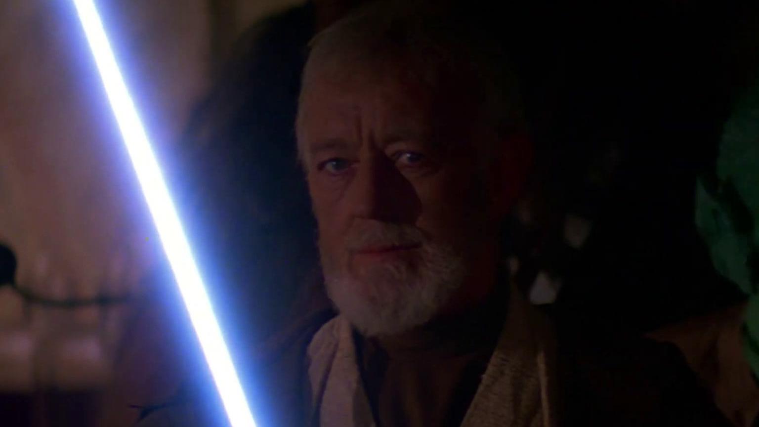 Star Wars: Luke Skywalker Enters The Cantina