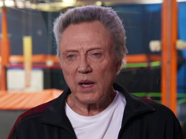 The War With Grandpa: Christopher Walken On Who 'Jerry' Is