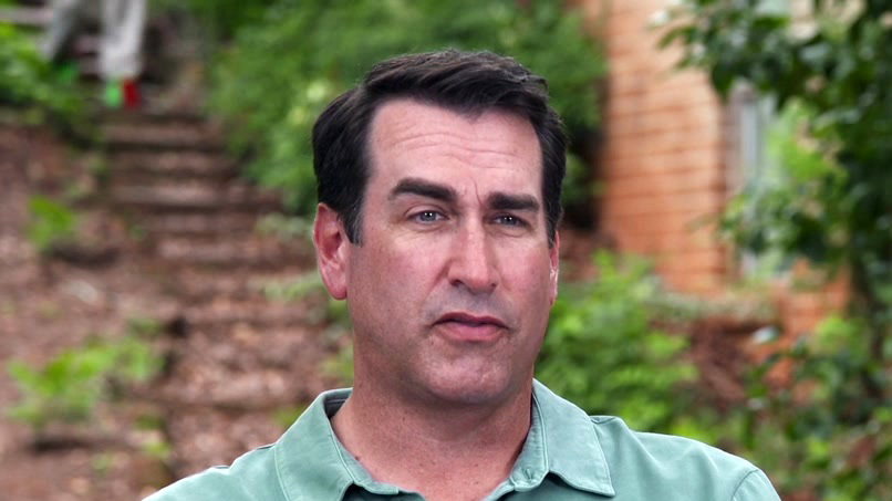 The War With Grandpa: Rob Riggle On The Story