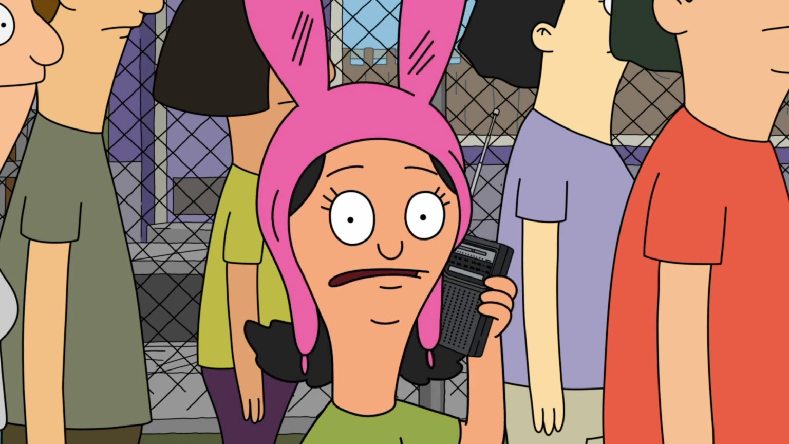Bob's Burgers: Tina Unveils The Contents Of The Time Capsule