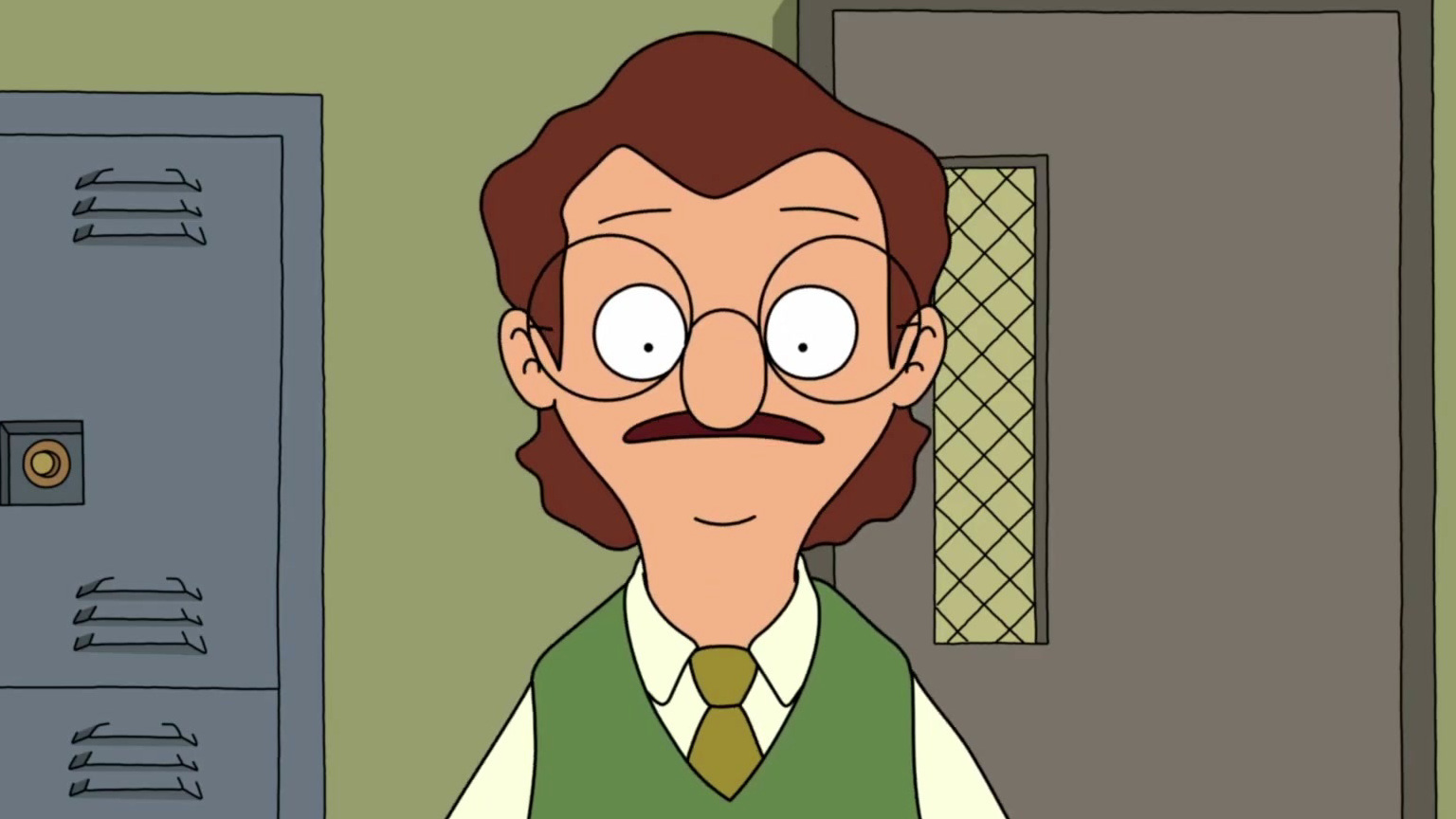 Bob's Burgers: Mr. Frond Tasks Tina With The Time Capsule