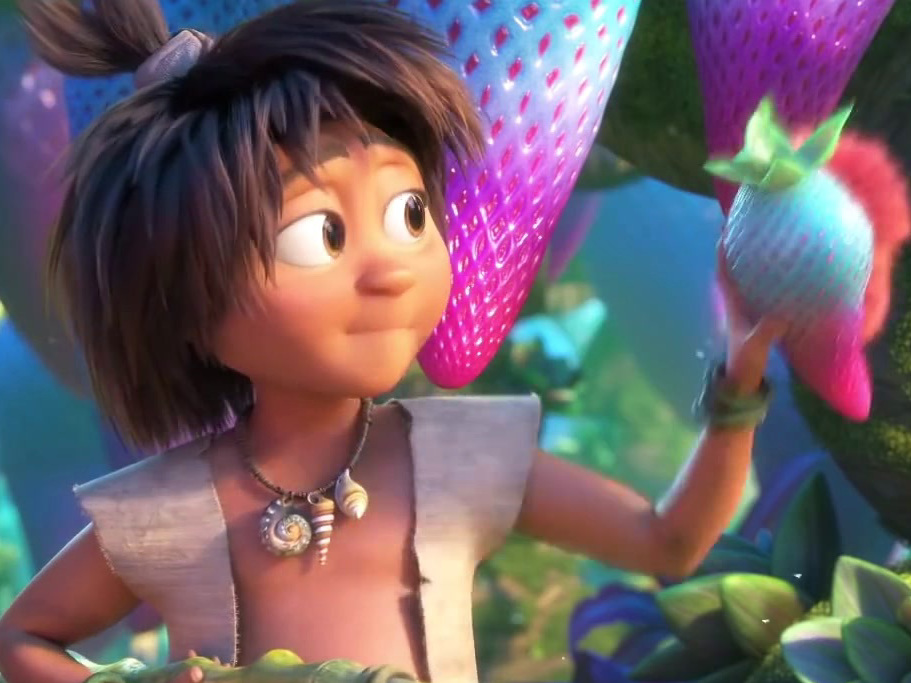 The Croods: A New Age: The Croodimals Documentary (New Zealand)