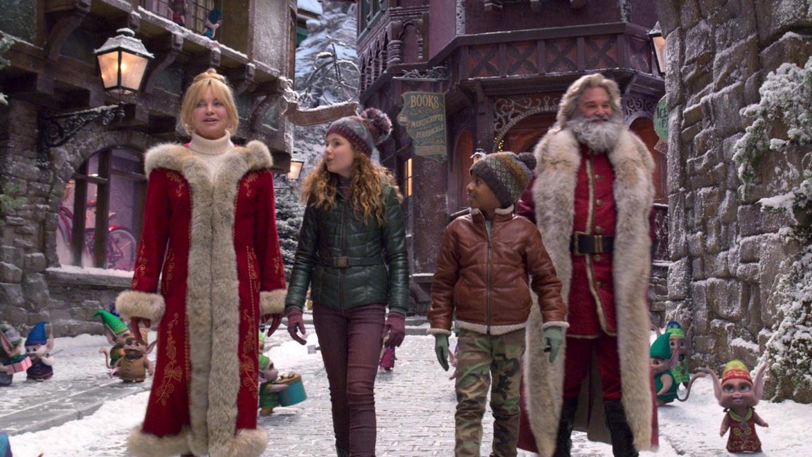 The Christmas Chronicles 2: Santa's Village