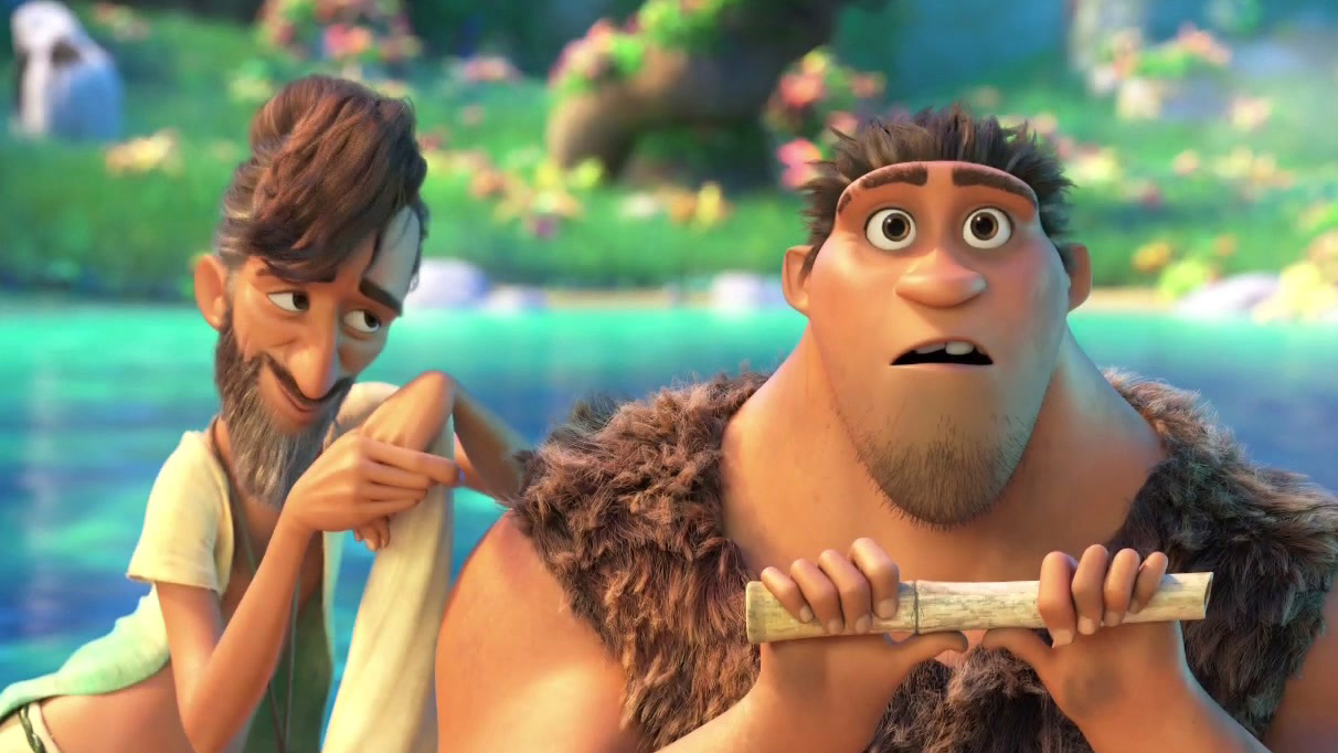 The Croods: A New Age: Family Matters (Hispanic Market 30 Second Spot)