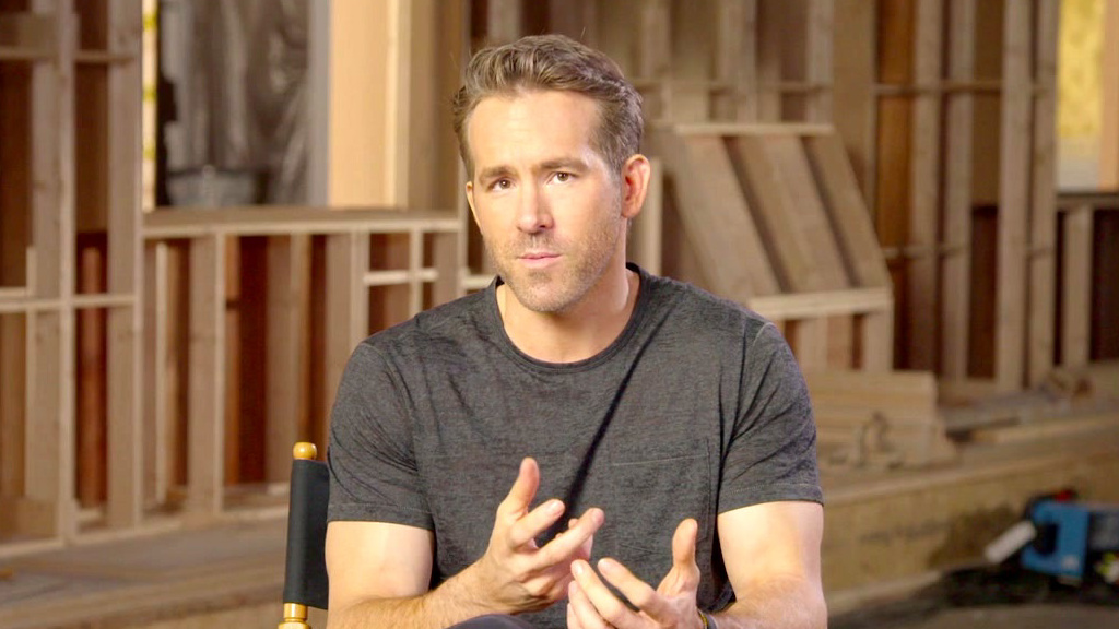The Croods: A New Age: Ryan Reynolds On His Character Guy