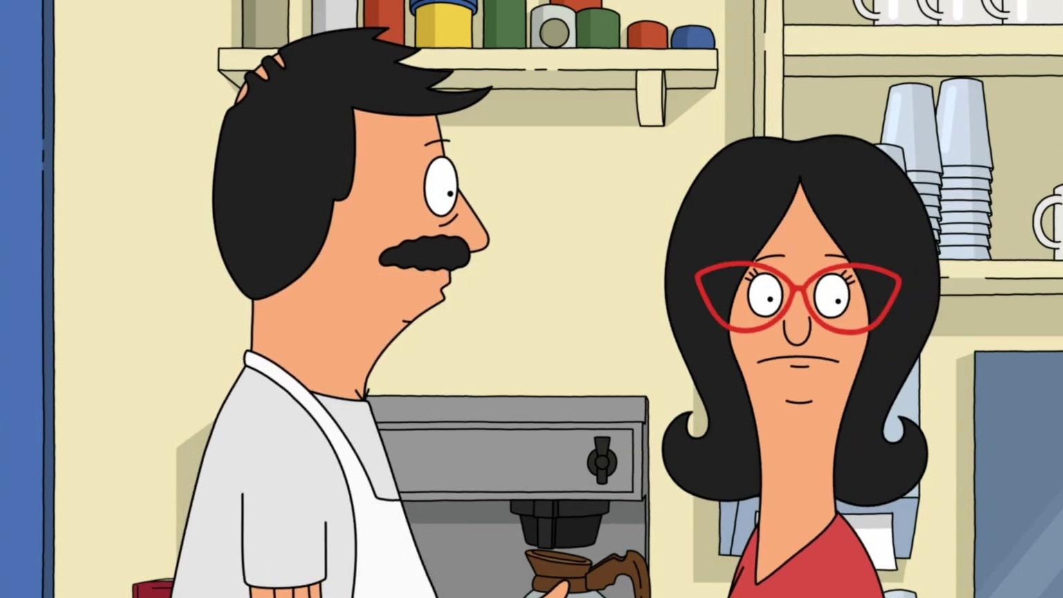Bob's Burgers: Linda's Mom Needs Help At The Airport