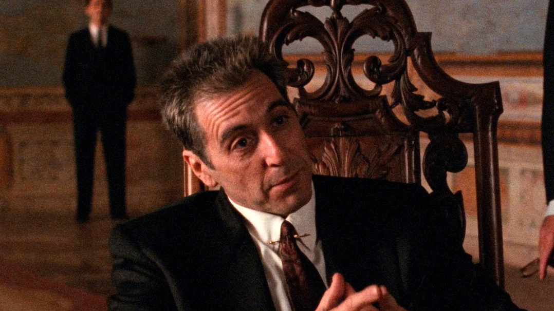 The Godfather Coda: The Death Of Michael Corleone: Power Of Forgiveness