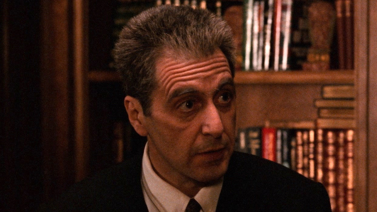 The Godfather Coda: The Death Of Michael Corleone: What's Wrong With Being A Lawyer