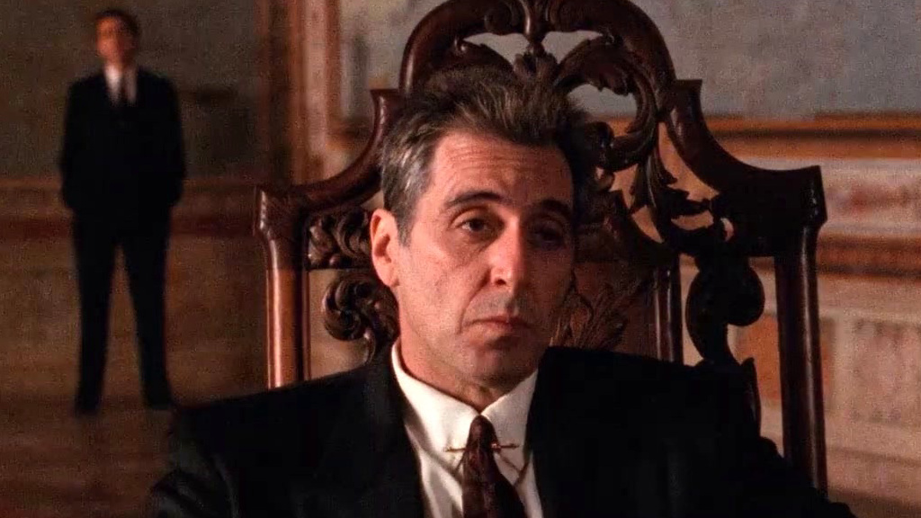 The Godfather Coda: The Death Of Michael Corleone: Interview With Francis Ford Coppola, Al Pacino & Andy Garcia