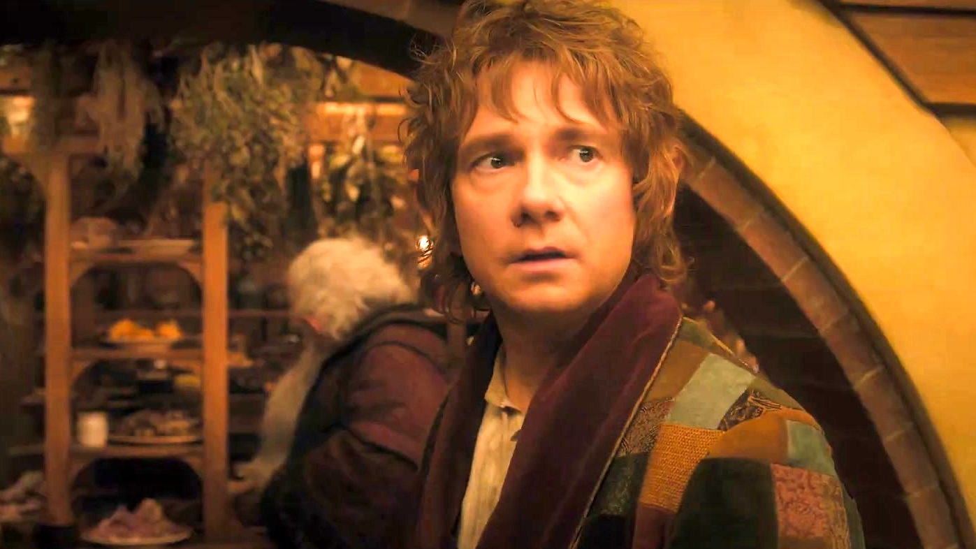 The Hobbit: An Unexpected Journey (Home Ent. Trailer)