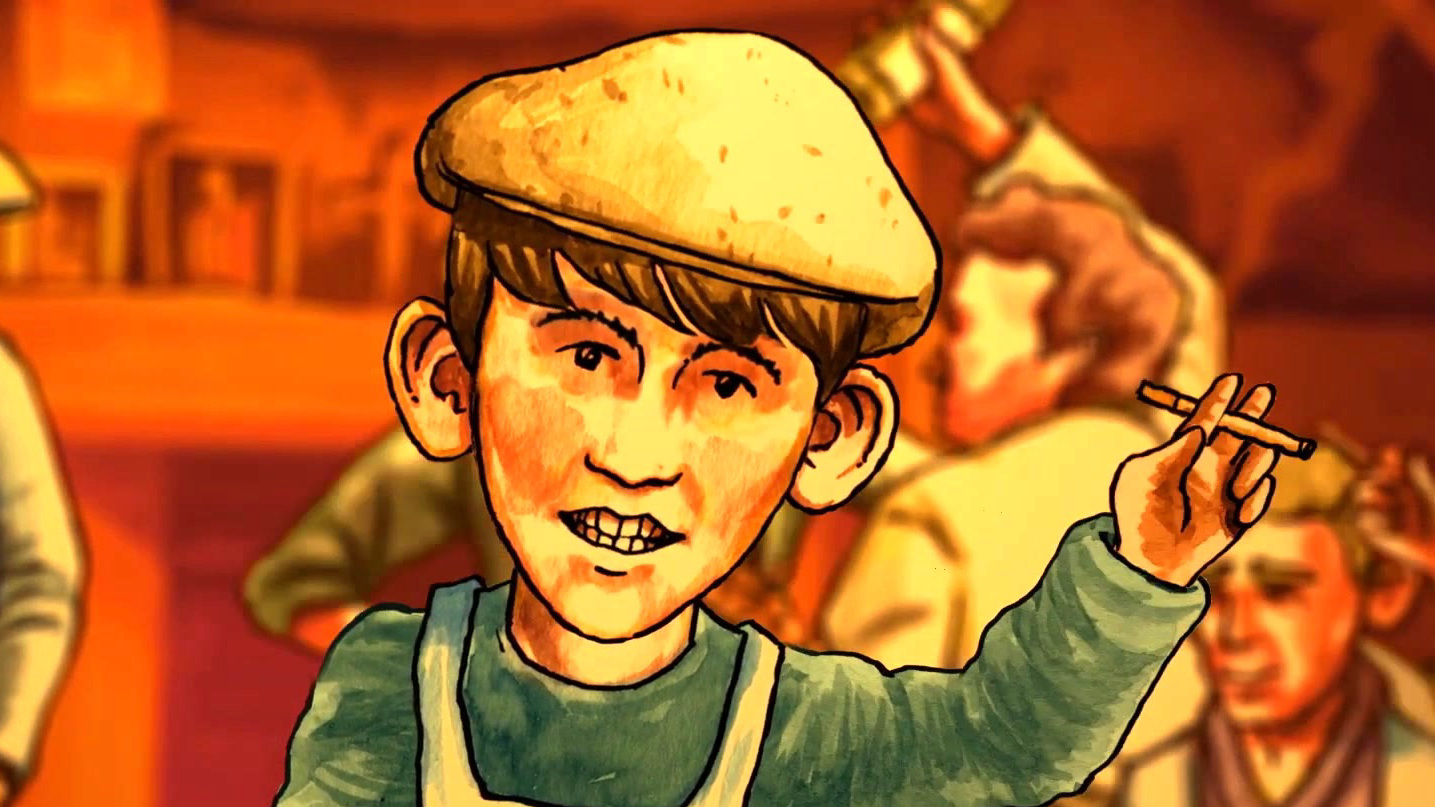 Crock Of Gold: A Few Rounds With Shane Macgowan (Animation Clip)