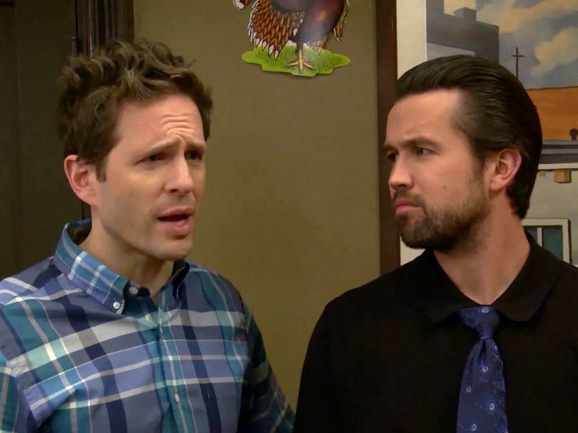 It's Always Sunny In Philadelphia: The Gang Squashes Their Beefs
