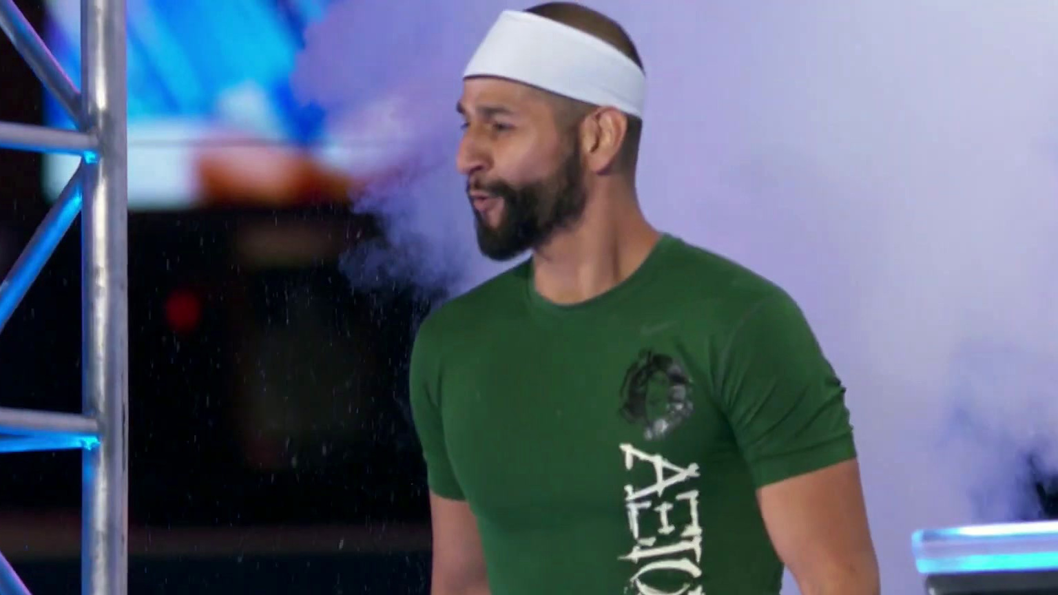 American Ninja Warrior: Abel Gonzalez Brings Big Texas Spirit