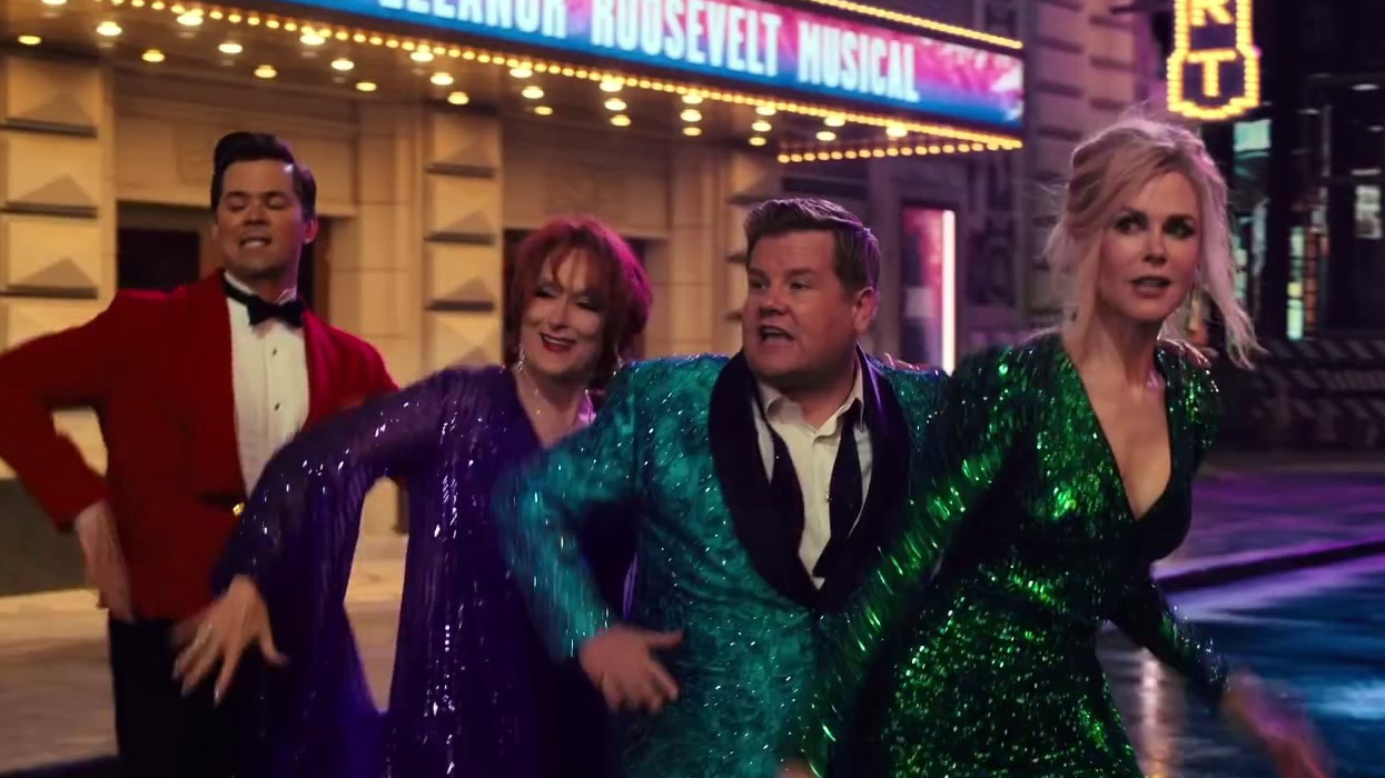 The Prom: Tackle Football & Musicals (Spot)