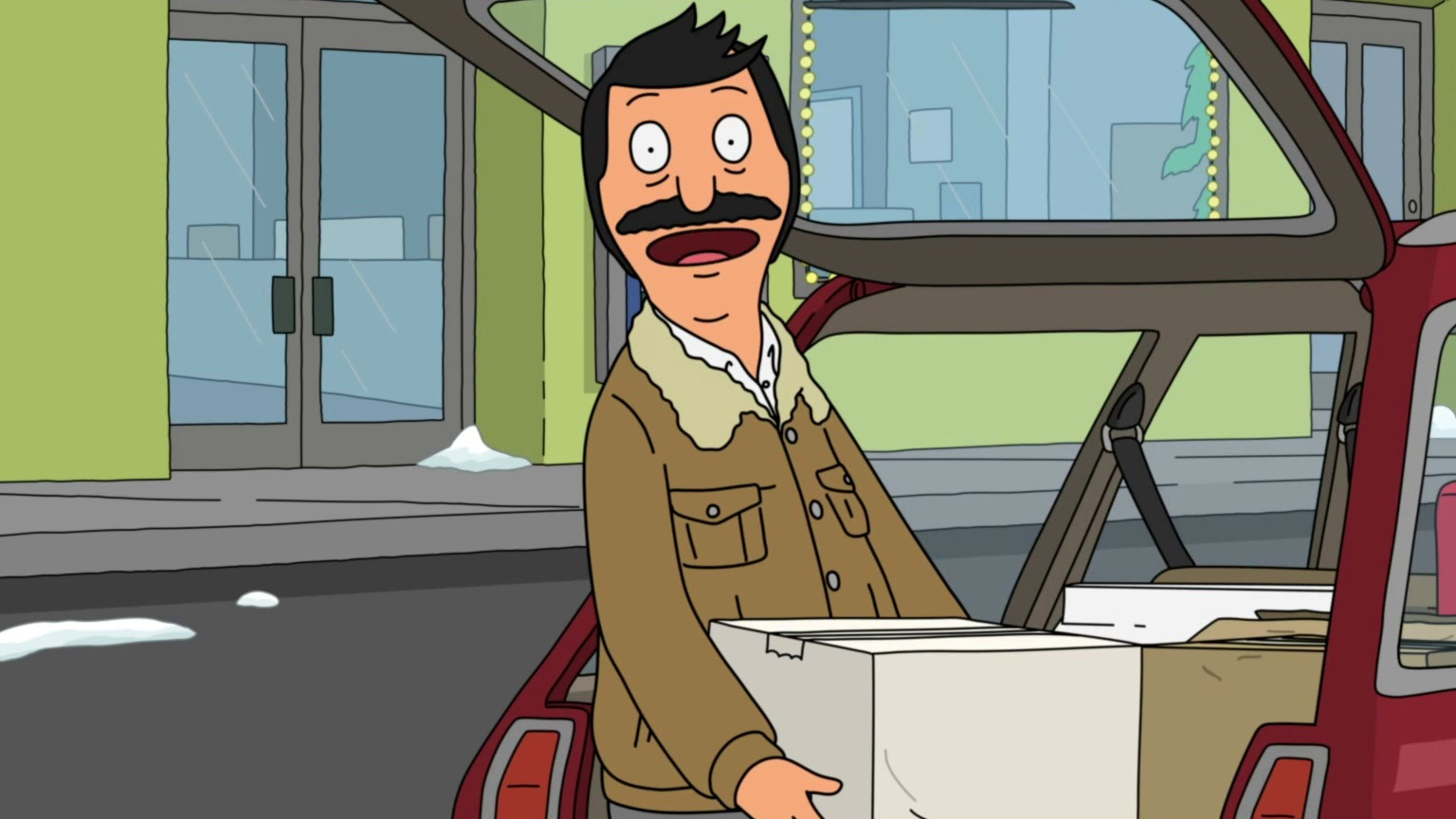 Bob's Burgers: Catering A Yacht Club Event