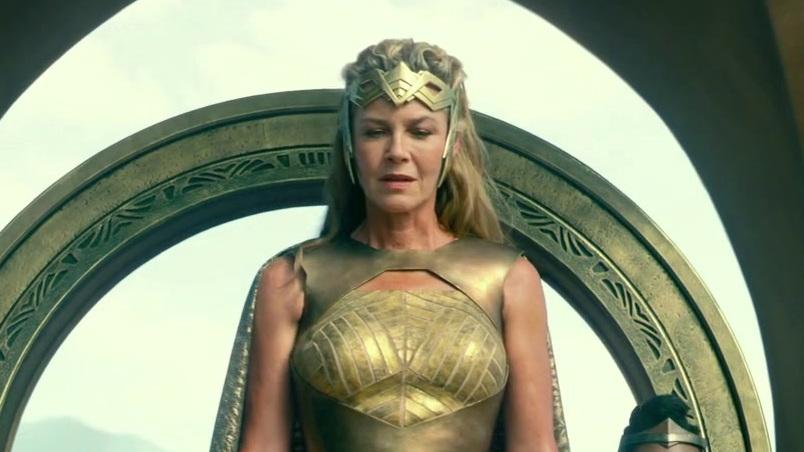 Wonder Woman 1984: Opening Scene