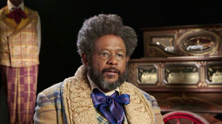 Jingle Jangle: A Christmas Journey: Forest Whitaker On The Themes Of The Film