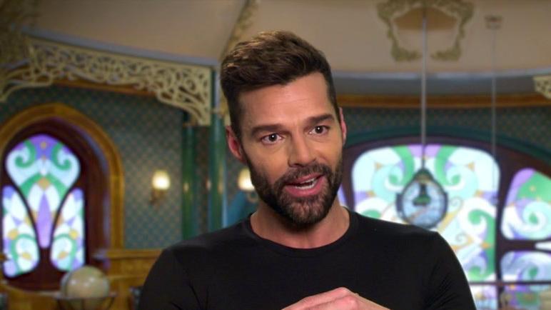 Jingle Jangle: A Christmas Journey: Ricky Martin On The Film Being Universal
