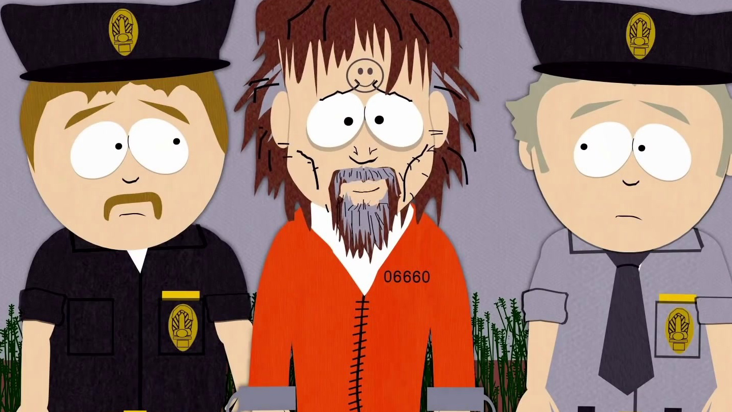 South Park: Merry Christmas Charlie Manson!