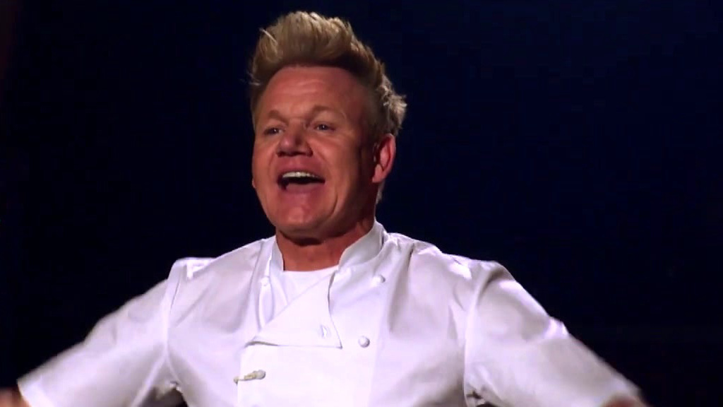 Hell's Kitchen: Hell's Kitchen Is In Sin City