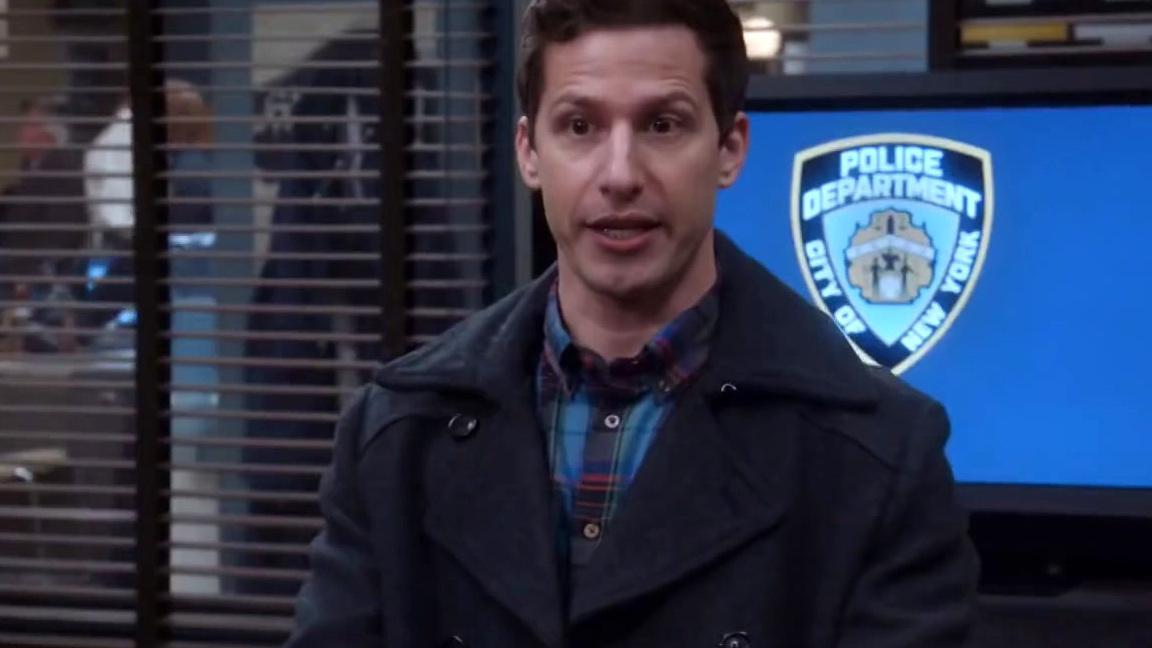 Brooklyn Nine-Nine: Jake's Bachelor Party Buds' Sweet Nickname
