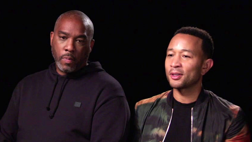Jingle Jangle: A Christmas Journey: John Legend And Mike Jackson On The Film Being Powerful And Unique