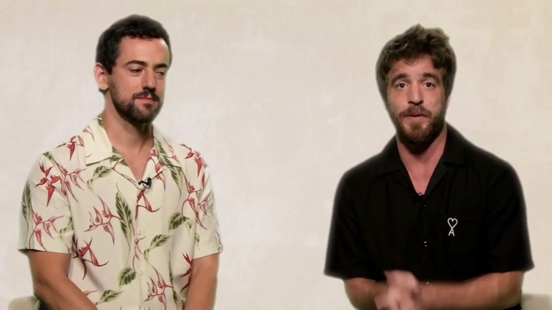 Half Brothers: How Well Do They Know Each Other? (Featurette)