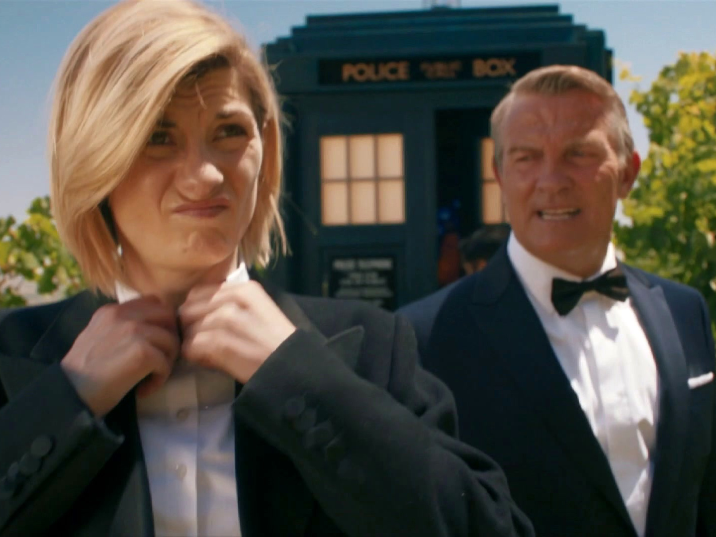 Doctor Who: Spies in Black Tie